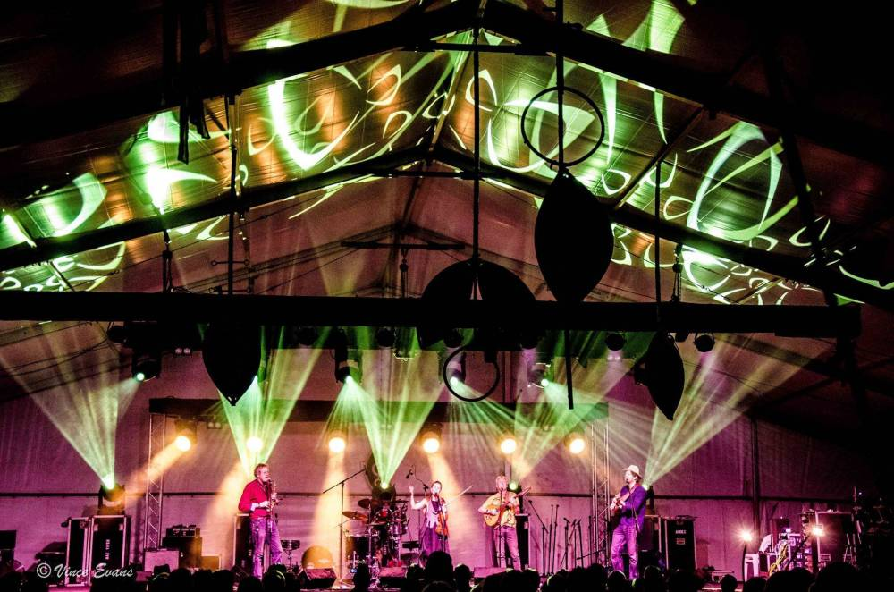 Concert Band Lighting Perth