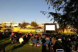 Outdoor Cinema Hire Perth
